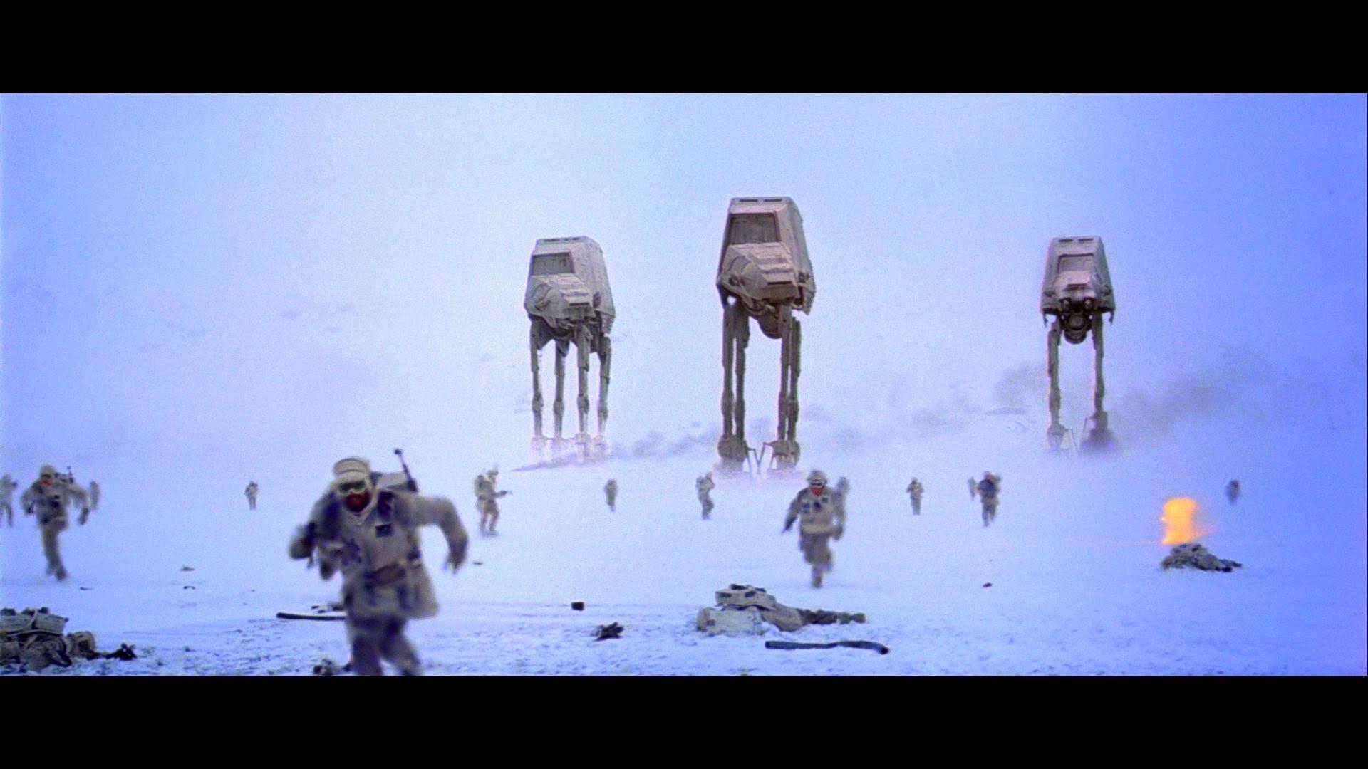 Empire Strikes Back Wallpaper Sf Wallpaper