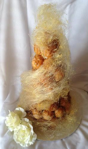 Croquembouche by Louisa Morris Cakes