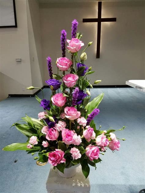 251 best Flowers, For Church? images on Pinterest   Flower