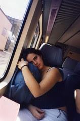Des de sempre, anant en tren