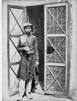An Indian Postman