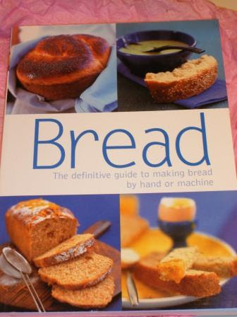 Blogging By Mail 10 Things:  Yippee!  Bread Book