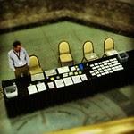 #DPLAMmidwest registration desk