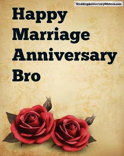 Wedding Anniversary Wishes Messages Quotes For Brother And Sister
