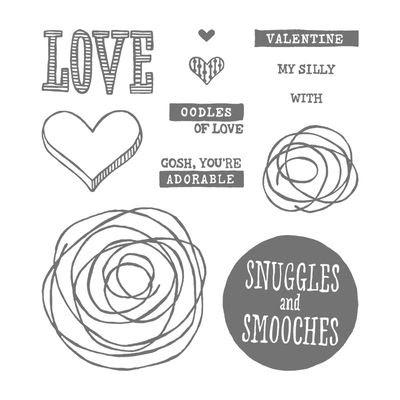 Snuggles & Smooches Set Image