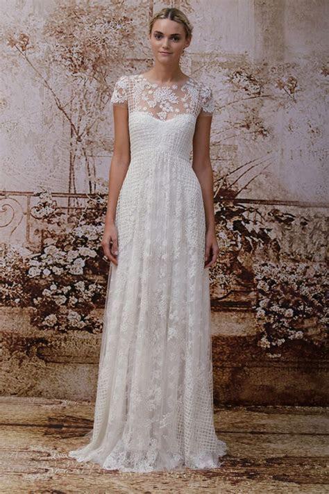 Monique Lhuillier's Secret Garden Wedding Dress Collection
