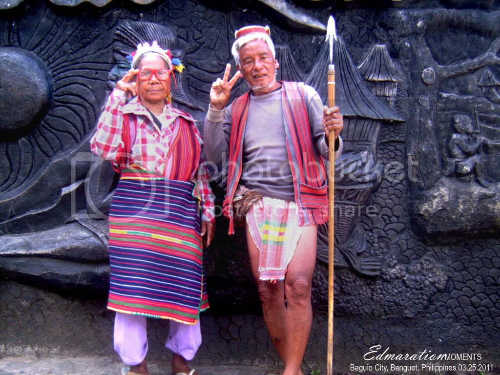 What a Wacky Igorot!