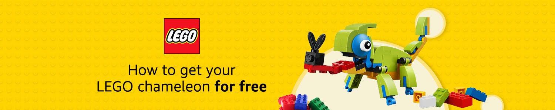 LEGO Chameleon header