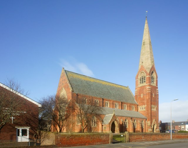 St James Church Barrow In Furness Stephen Middlemiss