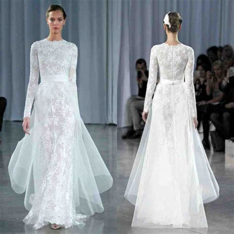Monique Lhuillier Wedding Dress Designers   Wedding and
