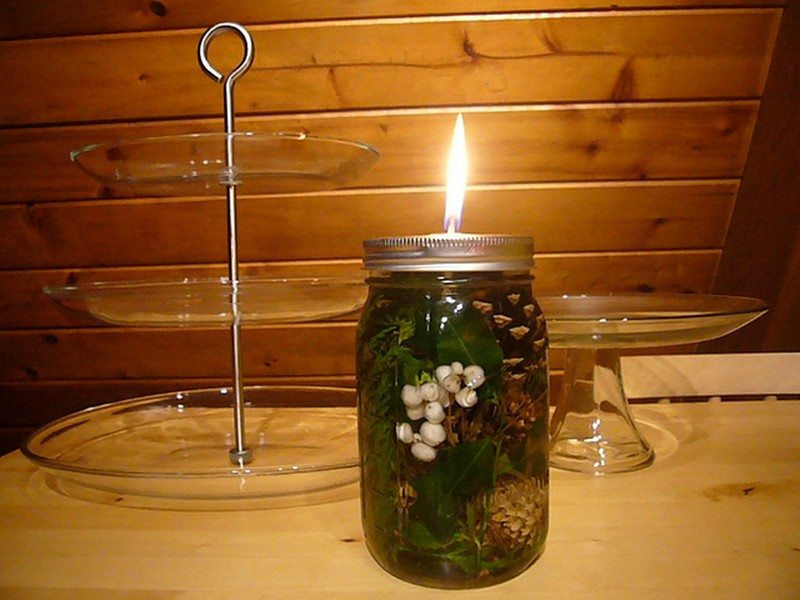 How to make your own mosquito repelling citronella candles ...