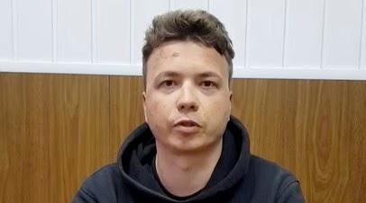 Протасевич заявил о полном сотрудничестве со следствием