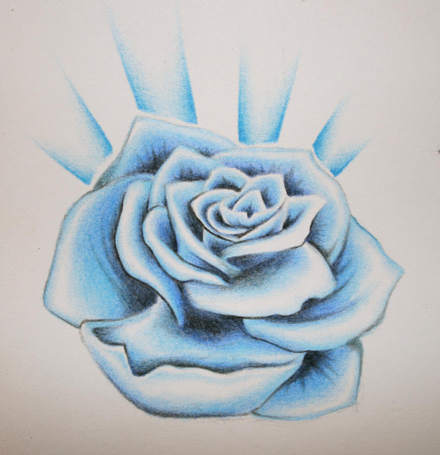 rose tattoo outlines