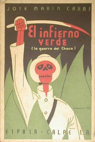 acf JOSE MARIN CAÑAS El infierno verde gc