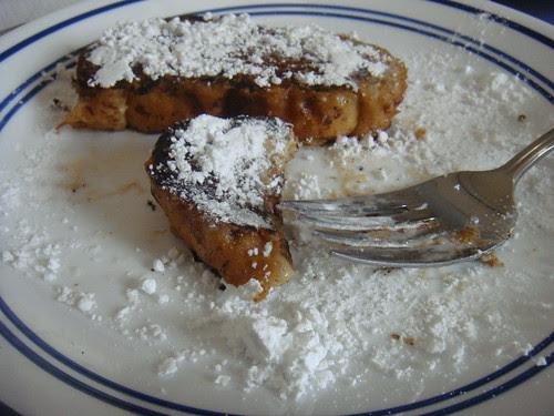 Mmmm...  Powdered Sugar