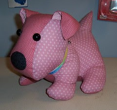 Westie-like doll (Completed)