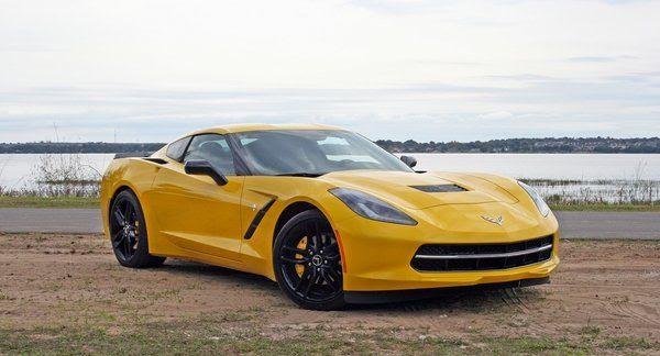 2018 Chevrolet Corvette ZR1 Caught Testing In Michigan