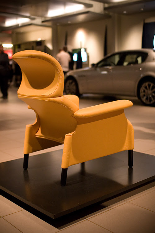 Maserati chair