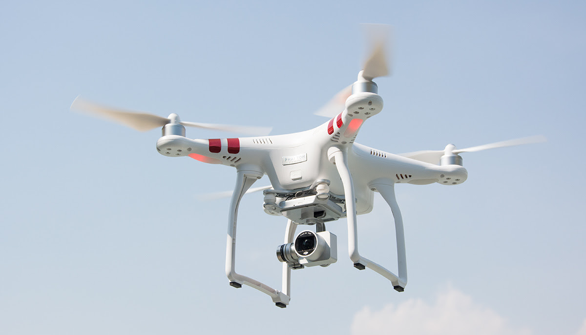 DJI's sub-$800 drone packs smart features for first-timers