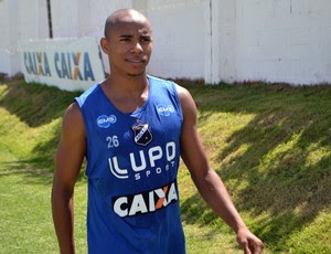 Reginaldo, lateral-direito do ABC (Foto: Jocaff Souza/GloboEsporte.com)