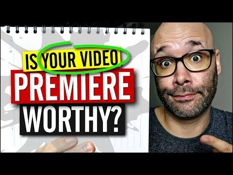 When You Should Use YouTube Premiere | Amazing Adviser