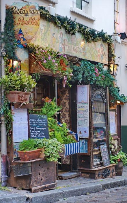 Le Poulbot, Le Montmarte, Paris