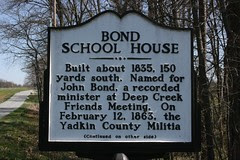 Bond School House #1