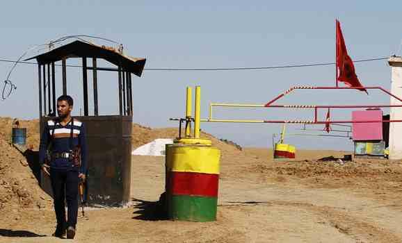 Συμφωνία Τούρκων και Κούρδων (Β. Ιράκ) για τη Συρία;