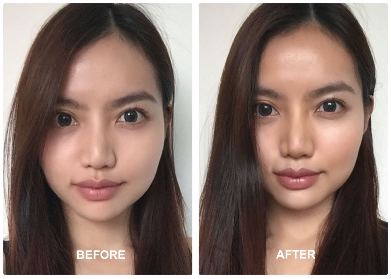 How To Contour Your Nose With Makeup How To Wiki 89