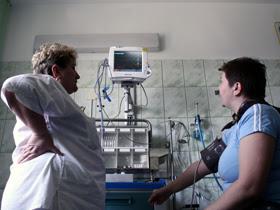 Ministerul Sănătăţii îşi propune să construiască până în 2012 peste 30 de spitale (Imagine: Mediafax Foto)