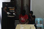 Ungkap Sabu di Kaleng Cat, Bea dan Cukai Nunukan Sita Lebih dari 800 Gram Sabu pada 2017