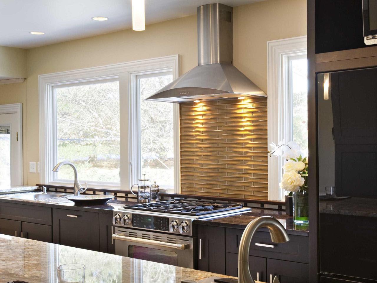 Kitchen Stove Backsplash Ideas: Pictures & Tips From HGTV ...