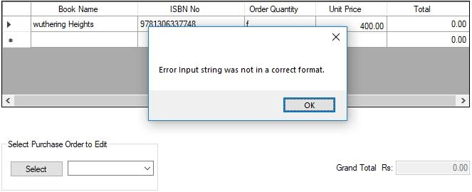 How to validate if user enter an integer or not in