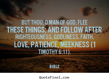 Quotes About Man Of God 892 Quotes