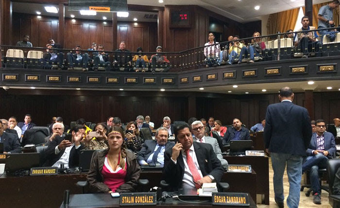 diputadasagredidas