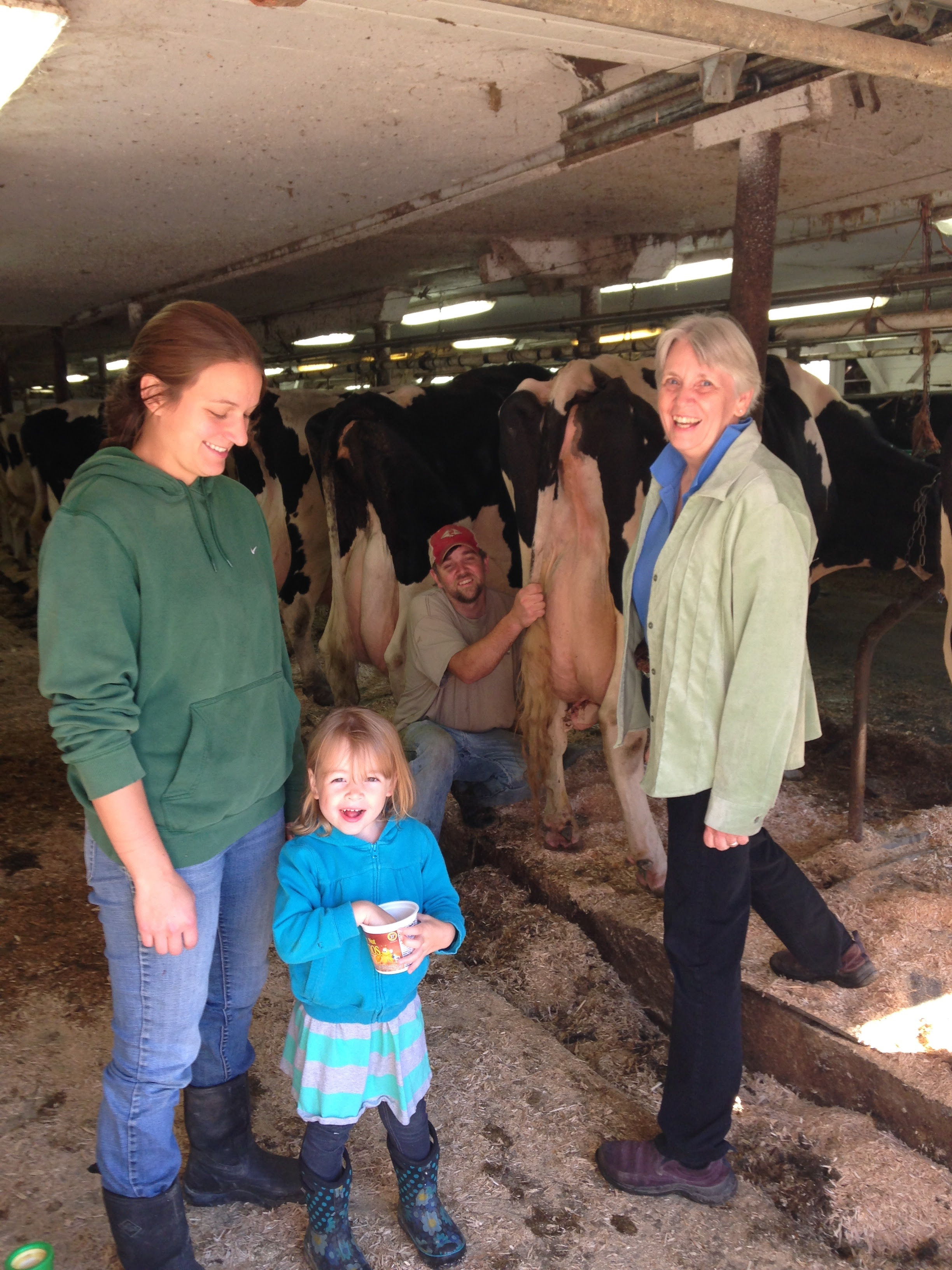 Agritourism: The Authentic Farm Experience | Cornell Small Farms ...