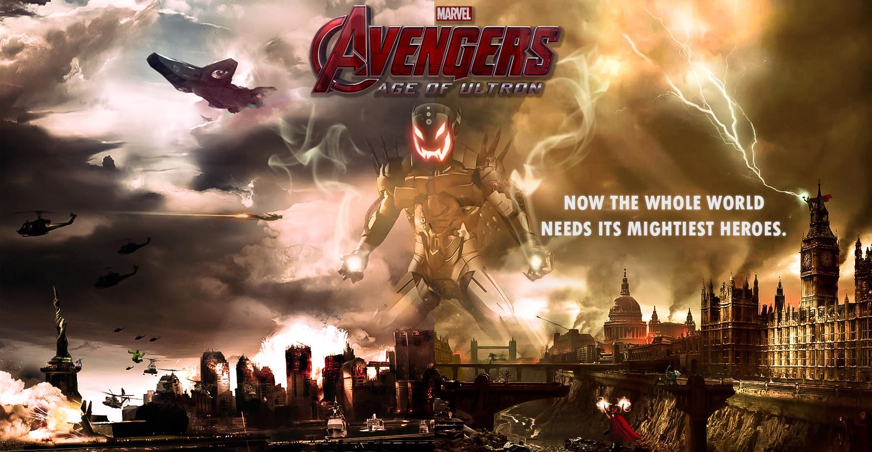 Avengers Age Of Ultron Wallpaper 4