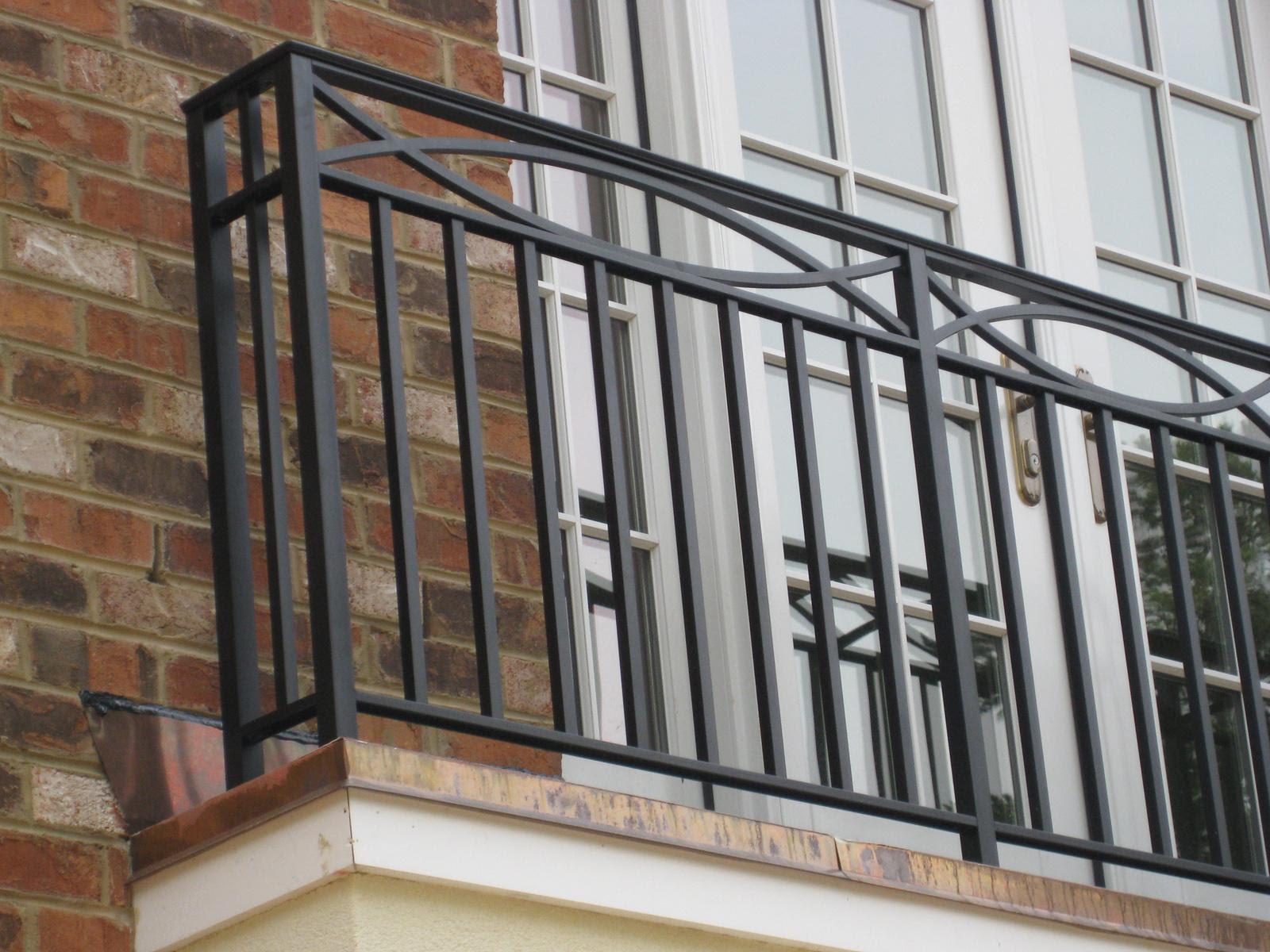 Greendale Railings Roof And Balcony