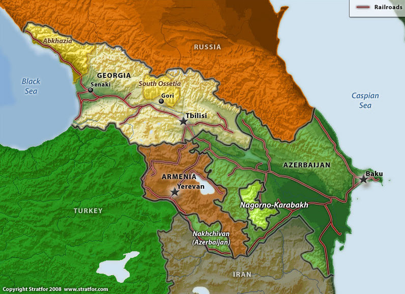 Ευρασιατική Ένωση: Αρμενία και Γεωργία στη ρωσική πόρτα!