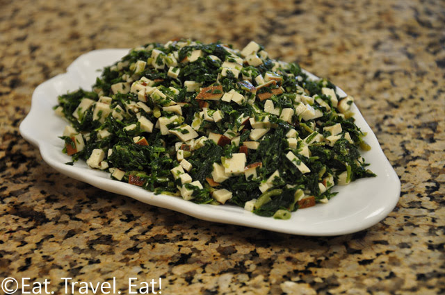 Boltonia Znaica and Dried Bean Curd