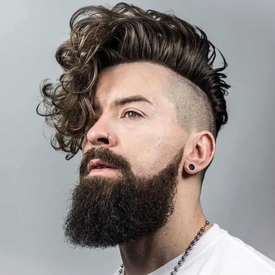 20 Curly Haircuts For Men Thatll Always Be In Style