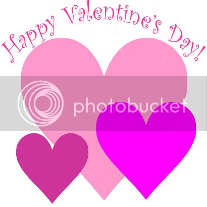 Valentines Light Hearts Trio