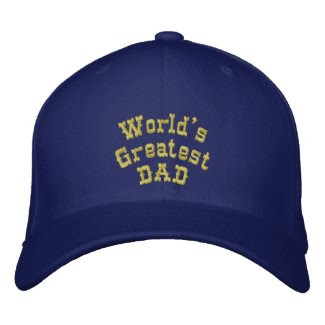 World's Greatest DAD Baseball Cap