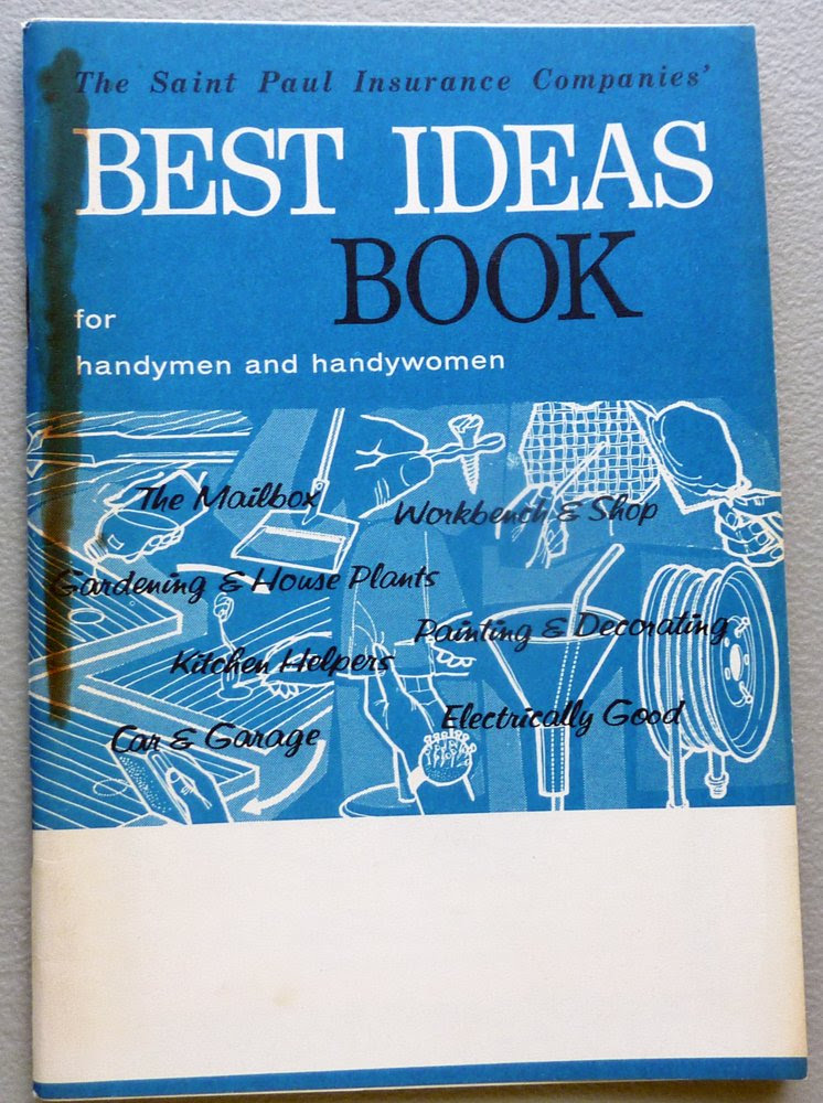 THE ST.PAUL INSURANCE COMPANIES BEST IDEAS BOOK FOR HANDYMEN AND ...