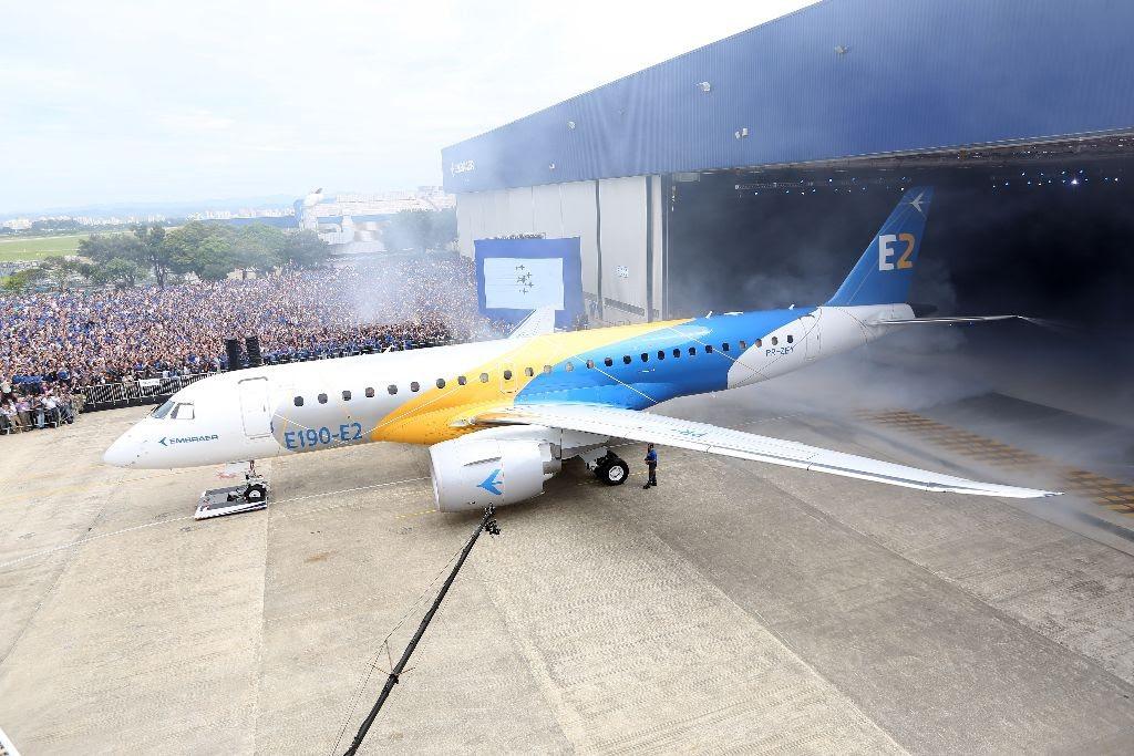 Resultado de imagen para E-Jet Embraer