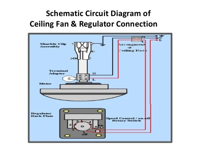 ceiling fan wiring diagram india