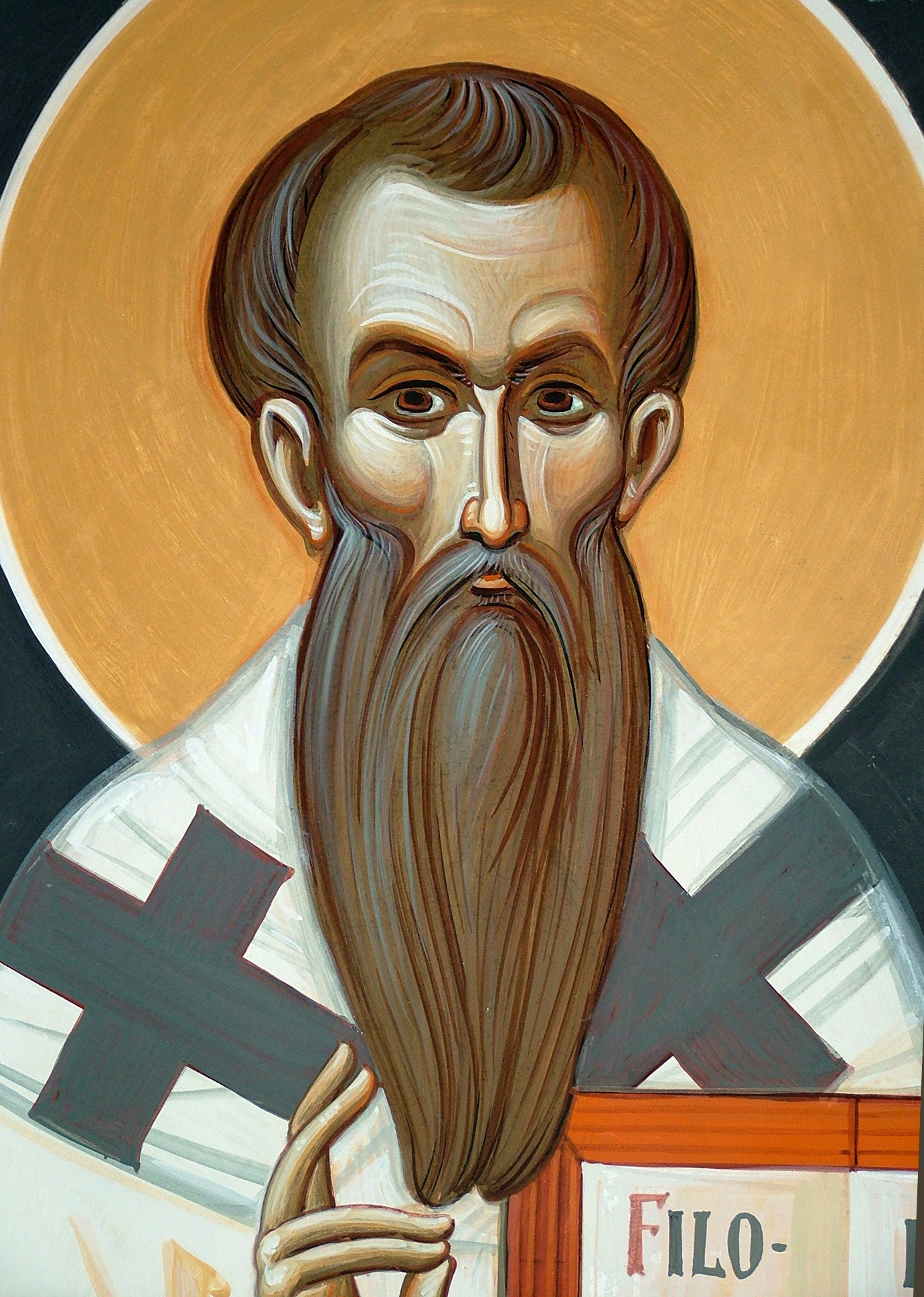 ST. BASIL the Great, Archbishop of Caesarea