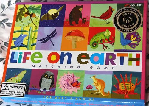 Life on earth game