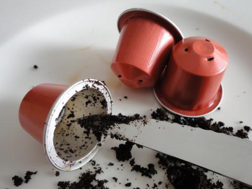 DIY tutorial rosa sant jordi capsules nespresso