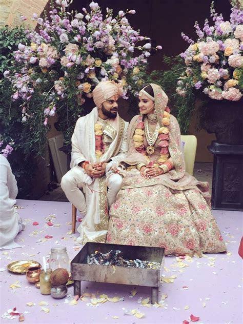 Anushka?s Wedding Lehenga Costs More Than A Luxurious Car